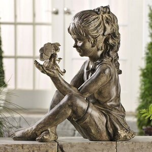 Captivating Garden Statues U0026 Sculptures Youu0027ll Love | Wayfair