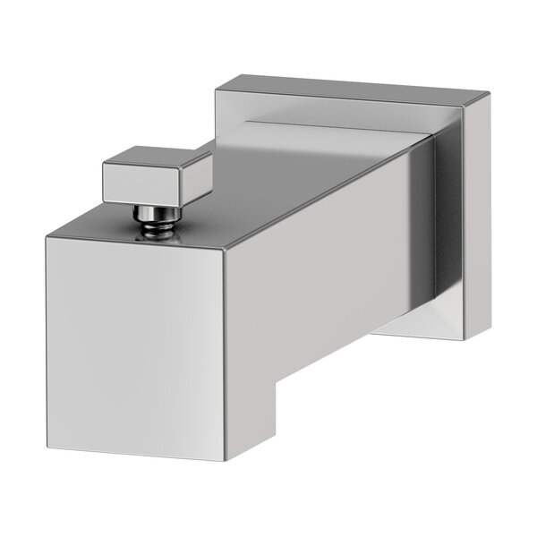 Duro  Handle Wall Mounted Tub Spout Trim With Diverter By Symmons