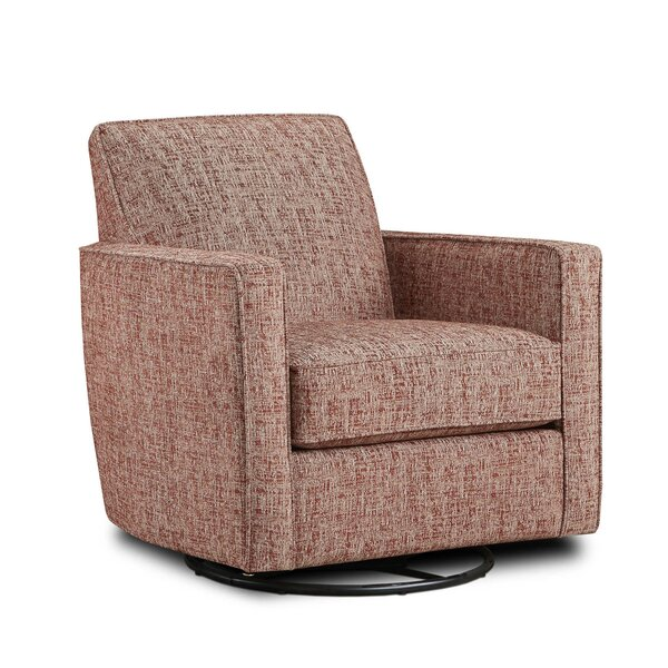 Betz Swivel Arm Chair by Latitude Run