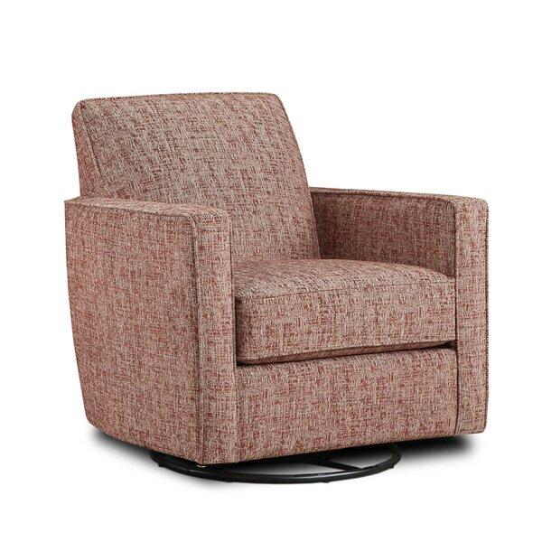 Betz Swivel Arm Chair by Latitude Run