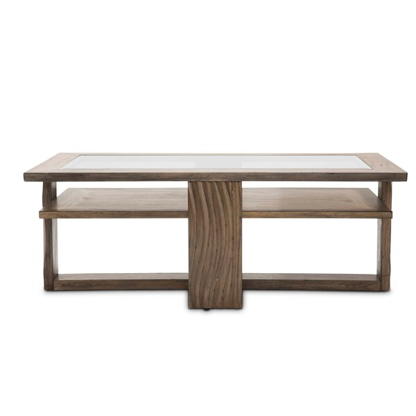 Gisela Coffee Table by Millwood Pines