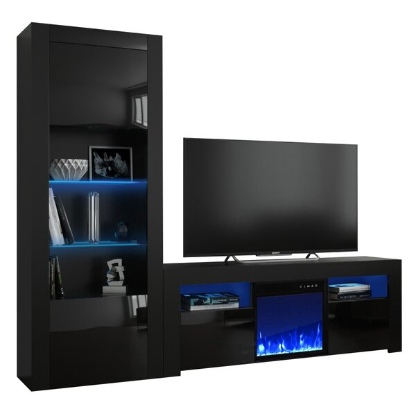 Review Earle Entertainment Center For TVs Up To 65