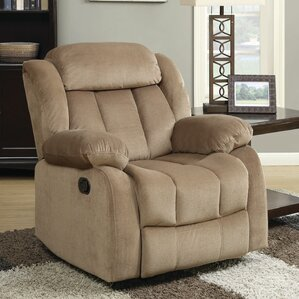 Gibsonia Manual Rocker Recliner by Darby Hom..