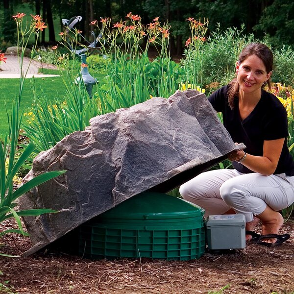 Garden Stone by DekoRRa Products