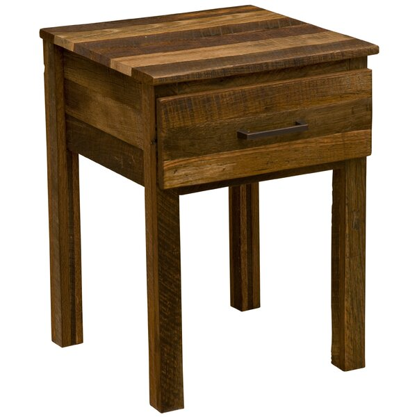 Derik 1 Drawer Nightstand by Union Rustic