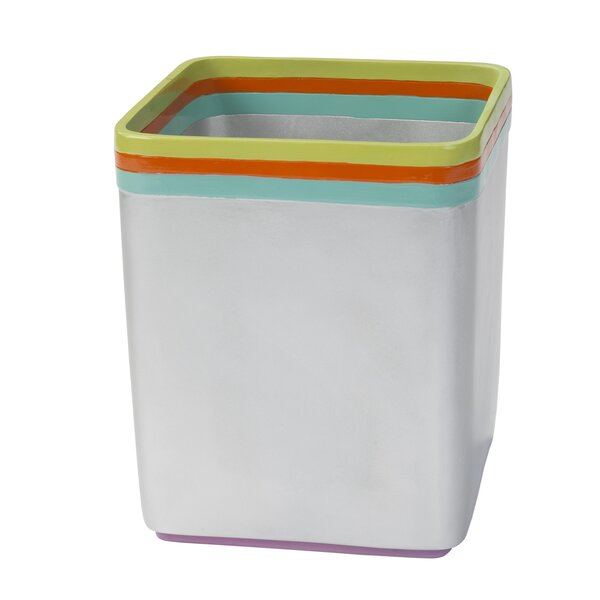 Hepner Waste Basket by Zoomie Kids