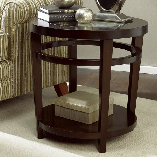 Troyer End Table by Darby Home Co