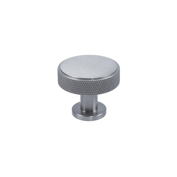 Diamond Knurling Round Knob by Century Hardware