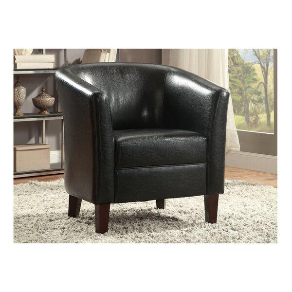 Alisa Barrel Chair by Infini Furnishings