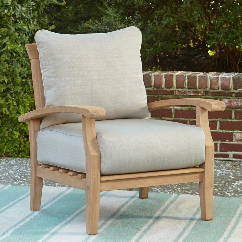Teak Patio Furniture Youll Love Wayfair - Patio teak furniture