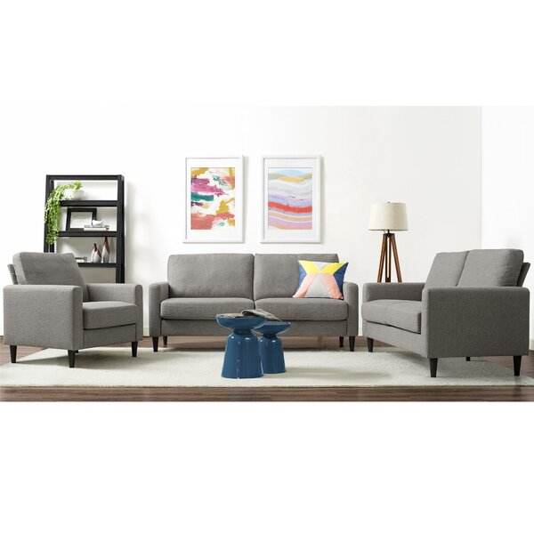 #1 Cazenovia Configurable Living Room Set By Zipcode Design 2019 Sale