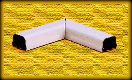 CordMate Flat Elbows by Wiremold