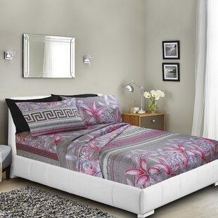 Massingill Printed Bed Sheet Set ByEbern Designs