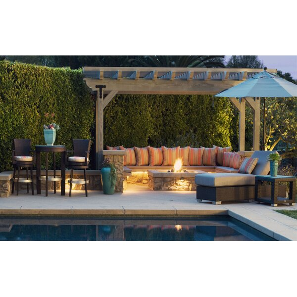 Signature 3 Piece Dining Set by Patio Heaven