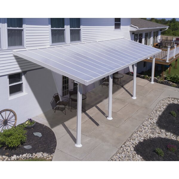 Gala™ 30.5 ft. W x 9.5 ft. D Patio Awning by Palram