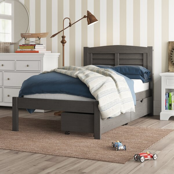 Chatham Platform Bed with 2 Drawers by Birch Lane™ Heritage
