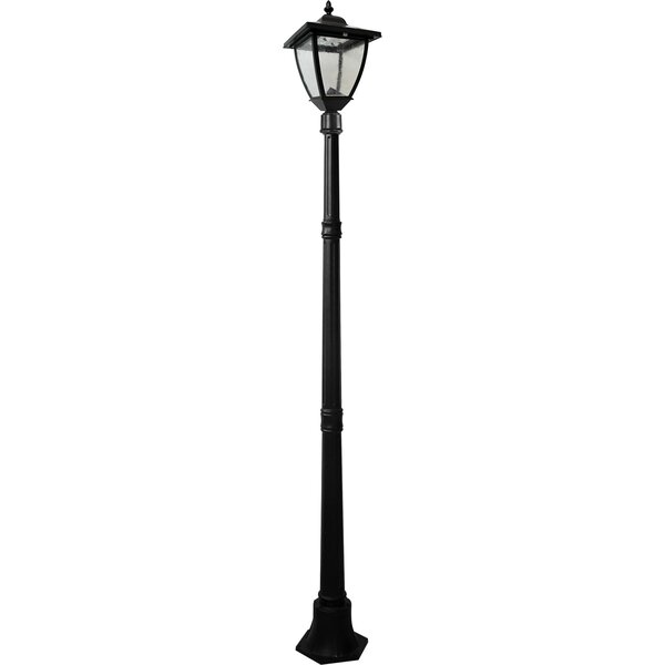 Bayport 27-Light LED 72 Post Light by Nature Power