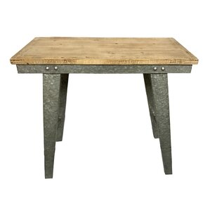 Pickard Wood and Galvanized Farmhouse Work T..