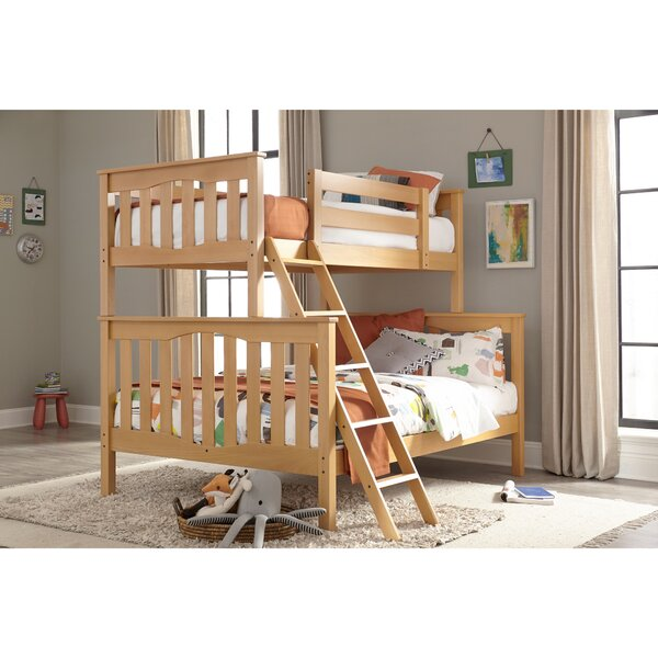 Edington Twin over Full Bunk Bed by Harriet Bee