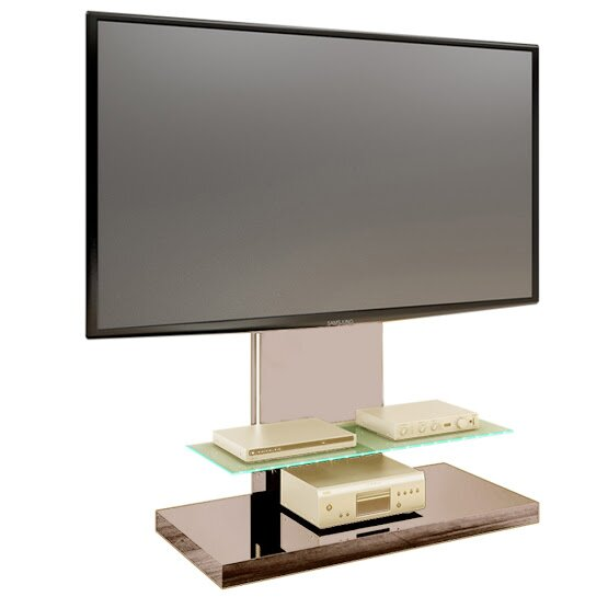 Fitz High Gloss Max 51.1 TV Stand by Orren Ellis