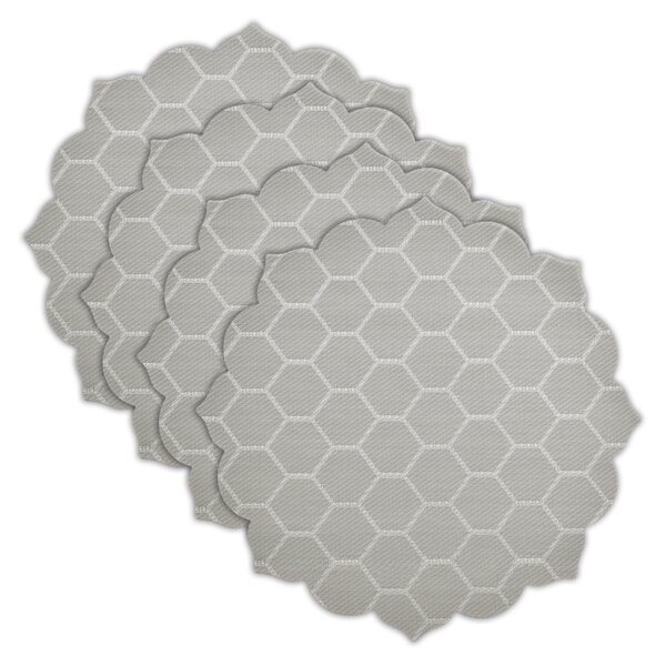 Lotus Placemat (Set of 4) by LaMont