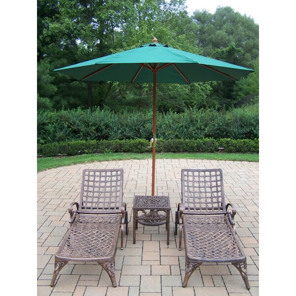 Thelma 5 Piece Seating Group by Astoria Grand