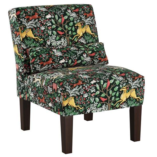 Hosmer Slipper Chair By Bungalow Rose