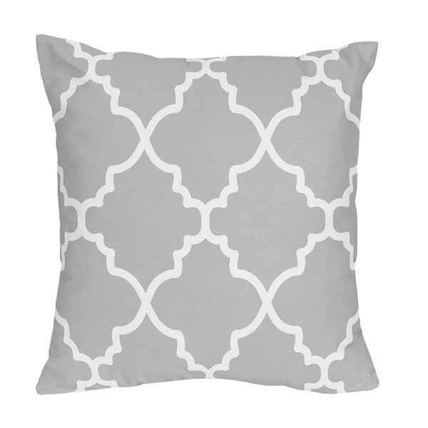 Trellis Throw Pillow (Set of 2) by Sweet Jojo Designs