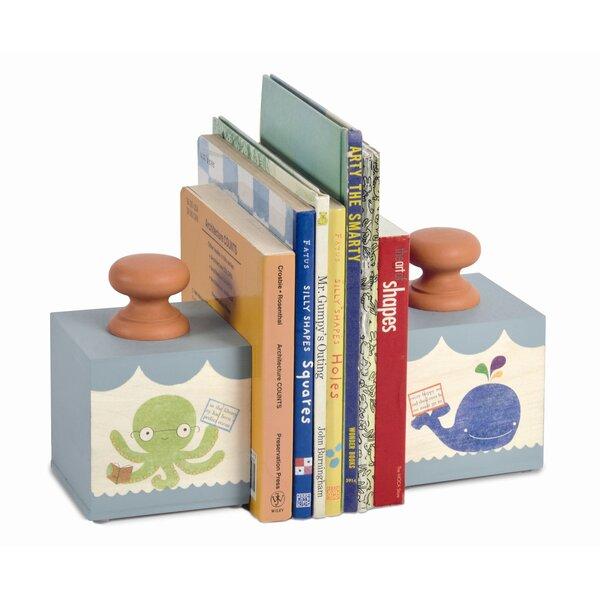Ocean Fun Book Ends (Set of 2) by Tree by Kerri Lee