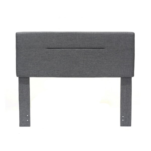 Adsila Queen Upholstered Panel Headboard by Latitude Run