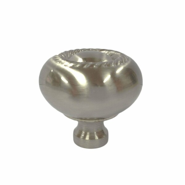 Rowland Cabinet Hardware Mushroom Knob Multipack (Set of 10) by Urbanest