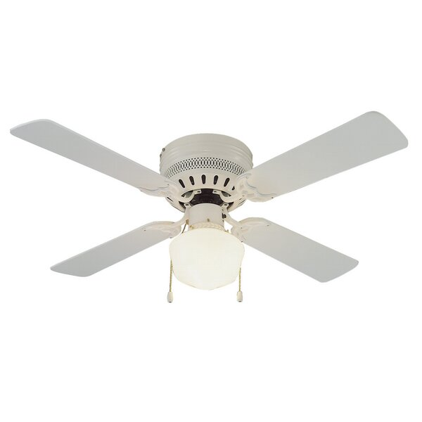 42 Millbridge 4-Blade Ceiling Fan by Design House