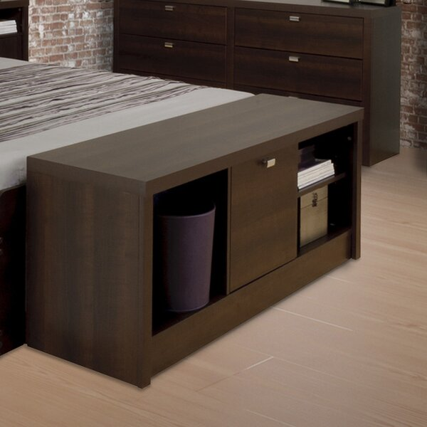 Oleanna Cubbies Storage Bench by Zipcode Design