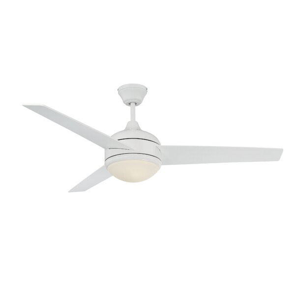 52 Skylark 3-Blade Ceiling Fan with Remote by Concord Fans