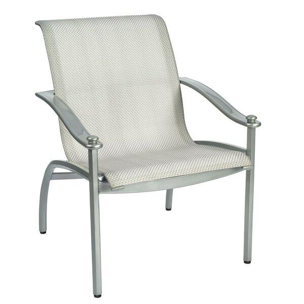 Nob Patio Dining Chair by Woodard