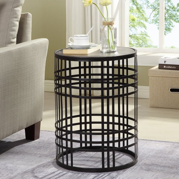 Mauch End Table by Williston Forge