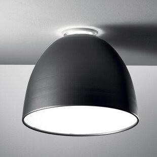 Nur Mini 1-Light Semi Flush Mount By Artemide