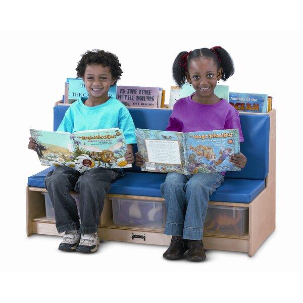 11 Wood Classroom Bench by Jonti-Craft