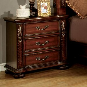 Lannisten 3 Drawer Bachelor's Chest by Hokku Designs