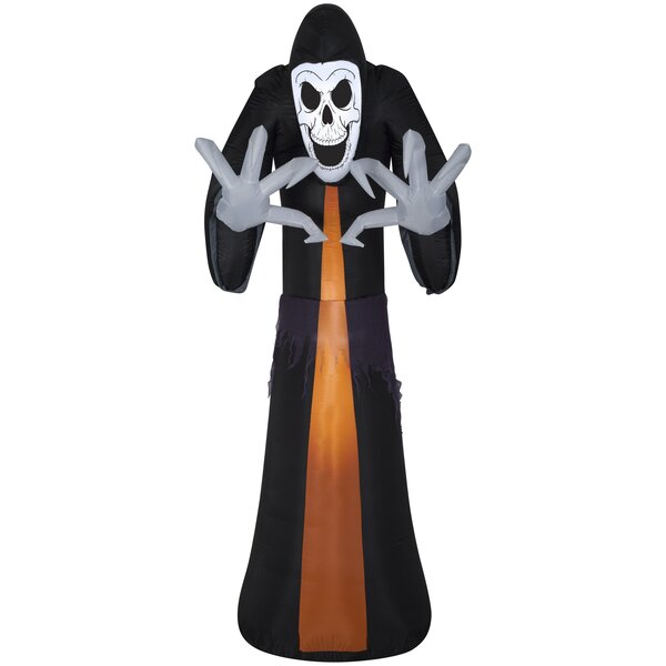 Reaper Giant HD Inflatable by The Holiday Aisle
