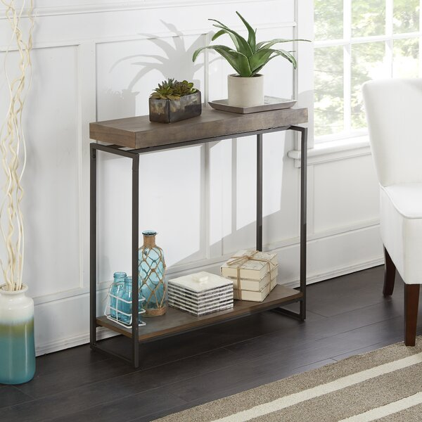 Nobles Console Table by Williston Forge