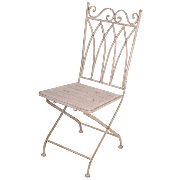 Bridlington Folding Patio Dining Chair by Ophelia & Co.