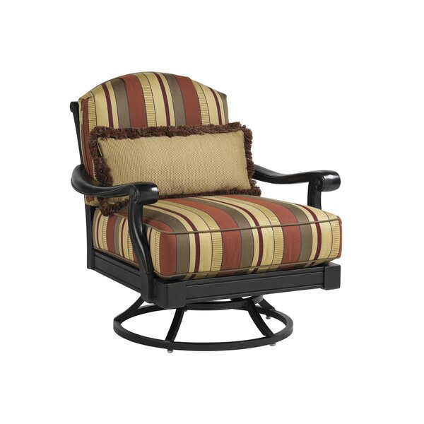 Kingstown Sedona Swivel Lounge Patio Chair with Cushion by Tommy Bahama Outdoor