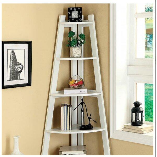 Herrod Corner Unit Bookcase by Ebern Designs