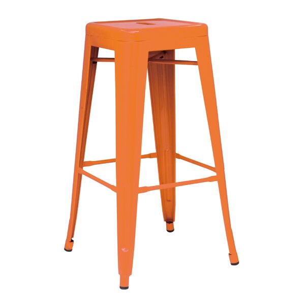 Ellery 26 Counter Height Stool (Set of 4) by Trent Austin Design
