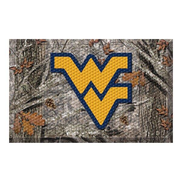 West Virginia University Doormat by FANMATS