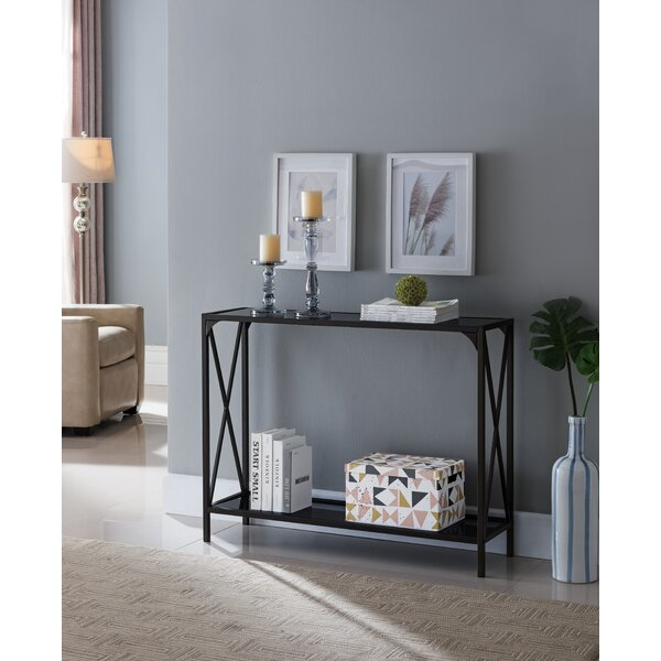 Review Hodnett Console Table