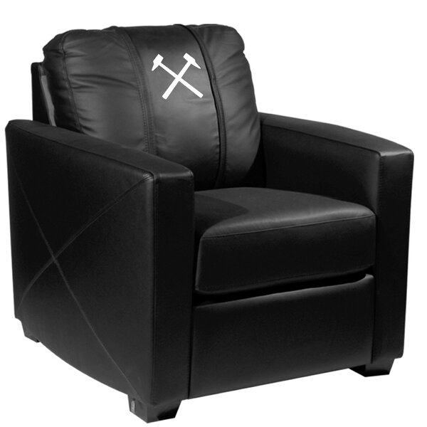 West Ham United Hammers Logo Club Chair by Dreamseat
