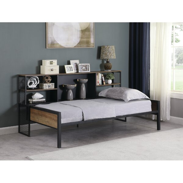Chesterfield Twin Daybed by Union Rustic Union Rustic