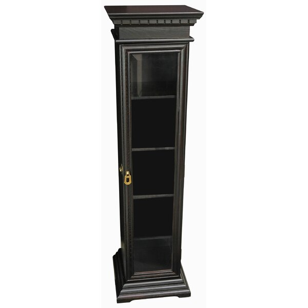 CD Display Cabinet by Oriental Furniture